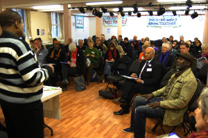 Our Tottenham Conference April 2013